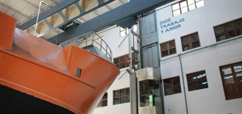 """Piden créditos para generar empleo en la industria naval: """"La flota tiene más de 37 años"""""""
